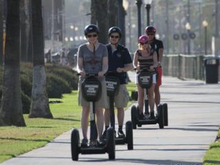 Downtown San Diego Segway Tour