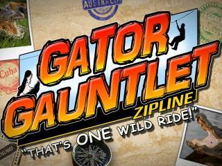 Gatorland with Single Zip Line Ticket
