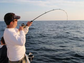 Gulf Coast Deep Sea Fishing