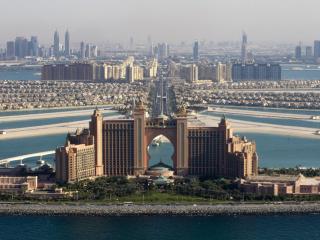 Iconic Dubai including High Tea at Atlantis The Palm