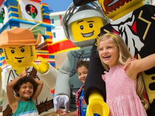 Legoland California 1-Day Ticket
