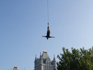 London Bungee Jump – Experience Voucher