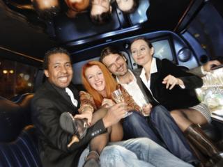 Luxury Stretch Limousine Las Vegas Arrival & Departure Transfer