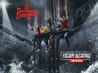Madame Tussauds and San Francisco Dungeon Combo Ticket