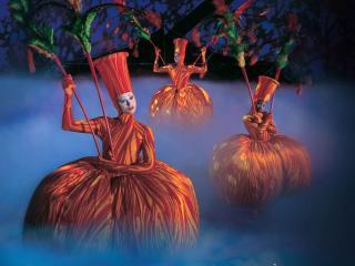 Mystere Cirque du Soleil Tickets