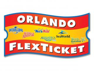 Orlando FlexTicket™ Plus (6 Parks)