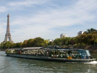 Paris Lunch Cruise