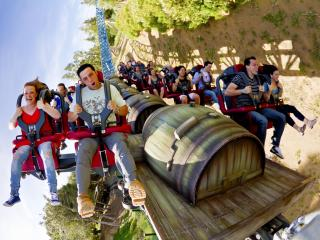 Port Aventura 4 Days/2 Parks Offer Ticket