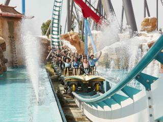 PortAventura 3 Days/2 Parks Ticket