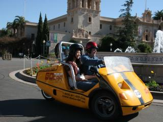 San Diego Downtown GoCar Tour – Up to 2 hours
