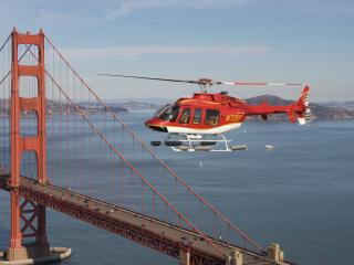 San Francisco Helicopter Vista Tour