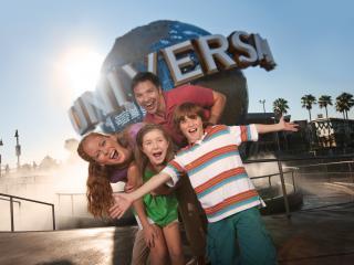 Universal 2-Park Bonus Ticket