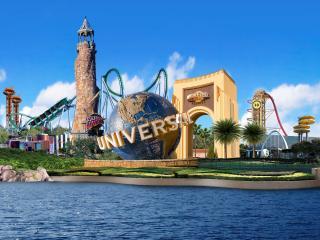 Universal Orlando 2 Park Explorer Ticket Atd Attractions