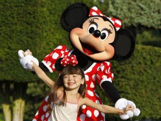 1-Day/2 Parks Disneyland® Paris Hopper Ticket with Transport