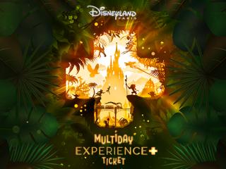 2-Day/2 Park Disneyland® Paris Experience+ Ticket