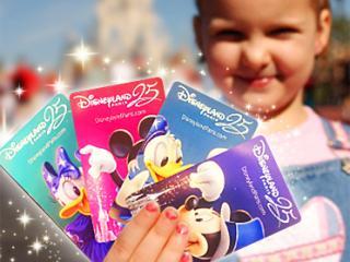 2-Day/2 Parks Disneyland® Paris Hopper Souvenir Ticket