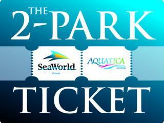 2-Park SeaWorld and Aquatica