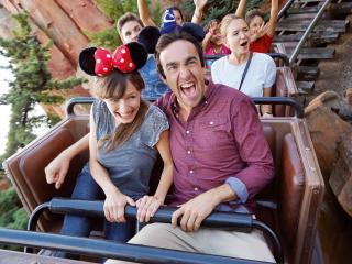 3-Day/2 Parks Disneyland® Paris Hopper Souvenir Ticket