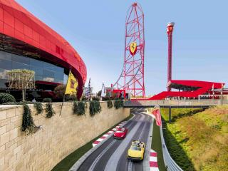 3 Day PortAventura & Ferrari Land Ticket