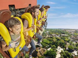 3 Day PortAventura, Ferrari Land & Caribe Aquatic Ticket