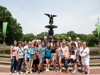 Central Park Walking Tour of TV & Movie Sites Tour