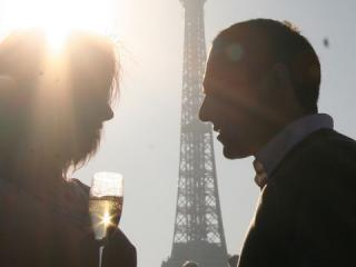 Champagne Cruise in Paris