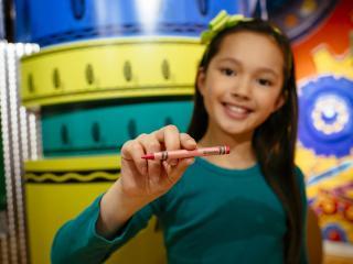 Crayola Experience Orlando Tickets