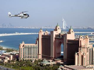 Dubai Helicopter 25-Minute Sightseeing Flight
