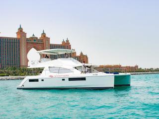 Dubai Marina Luxury Yacht Share Morning Cruise with Breakfast