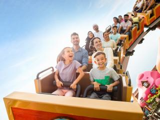 Dubai Parks And Resorts 1 Day All Parks Ticket with Q-Fast Pass