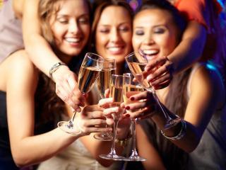 Girls' Night Out in Vegas