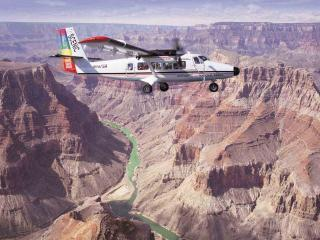 Grand Canyon Deluxe National Park Air and Ground