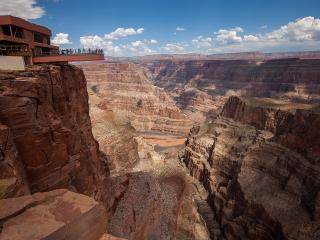 Grand Canyon West Rim Helicopter Skip The Line Skywalk Tour