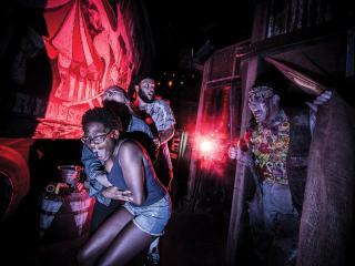 Halloween Horror Nights™ Flex Sunday-Friday 2nd Night Free Ticket