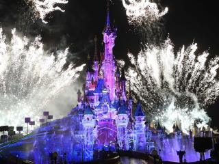 Happy New Year at Disneyland® Paris