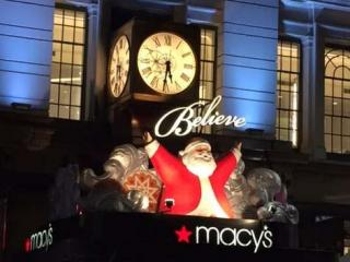 Holiday Lights & Movie Sites Tour