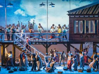 Met Opera - The Gershwin's Porgy and Bess