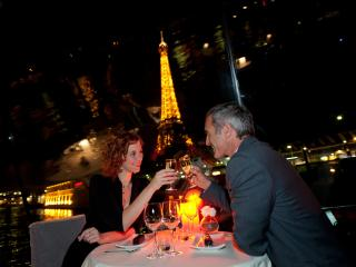 Paris Illuminations Dinner Cruise