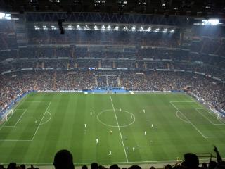 Real Madrid Football Tickets
