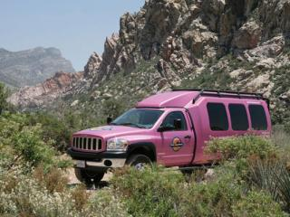 Red Rock Canyon Classic Jeep Tour
