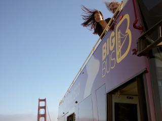 San Francisco Hop-on Hop-off Bus Tour