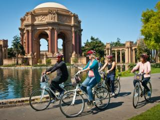 San Francisco Self-Guided Bike Tour (24-Hour Rental)