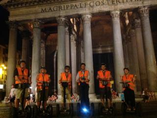 Segway Tour of Rome at Night
