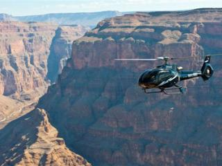 Skywalk Odyssey Grand Canyon Helicopter Tour