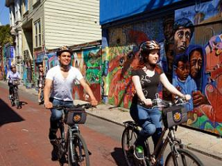 Streets of San Francisco Bike Tour