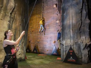The Bear Grylls Adventure Climbing