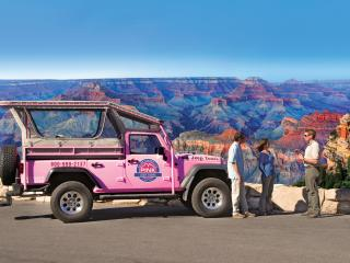 The Grand Deluxe Jeep Tour of the Grand Canyon