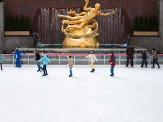 The Rink Rockefeller Center - Afternoon Tea & Skate