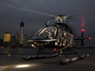 The Ultimate Helicopter Tour by Night