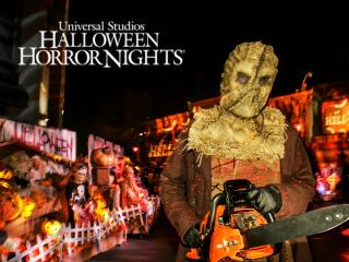 Universal Studios Hollywood Halloween Horror Nights™ Ticket
